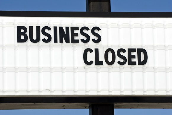 Trucking Company Pretends to be Out Of Business To Avoid Shutdown Order