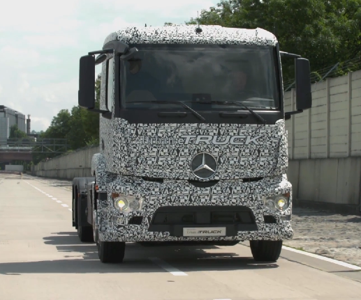 Is The First Fully Electric Truck The End Of Diesel? Not Quite.