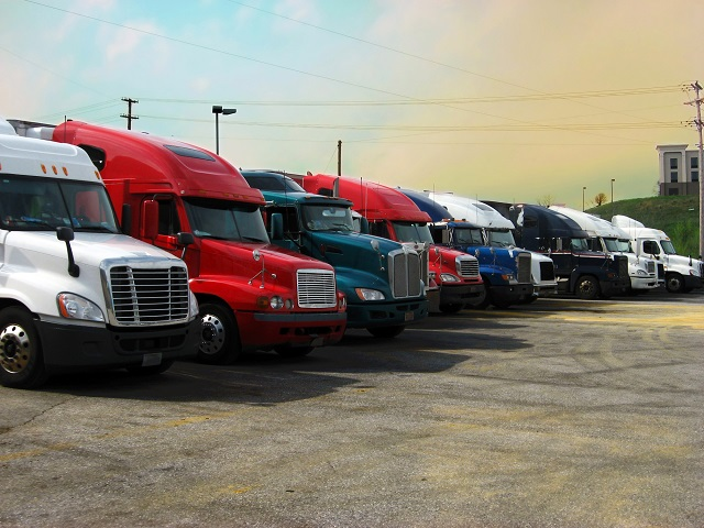 Truckers Welcome! One Town Bans Everyone BUT Trucks From Parking Lots