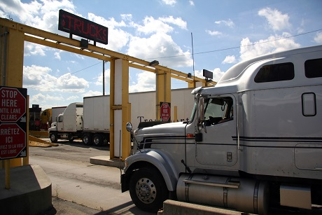 RI Truck-Only Toll Signed Into Law