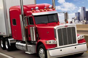 peterbilt truck lease