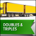 Double and Triple Trailers CDL Practice Test
