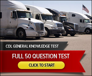 CA CDL General Knowledge Test Prep Program
