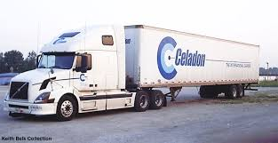 Celadon trucking application
