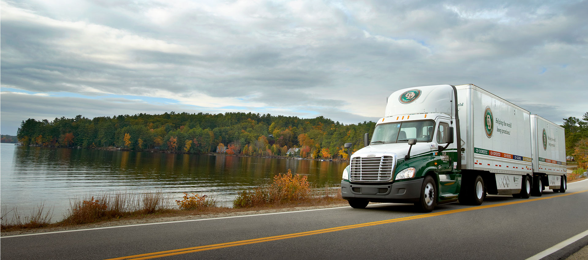 Old Dominion Freight Line (ODFL) | Truckers Review Jobs, Pay, Home