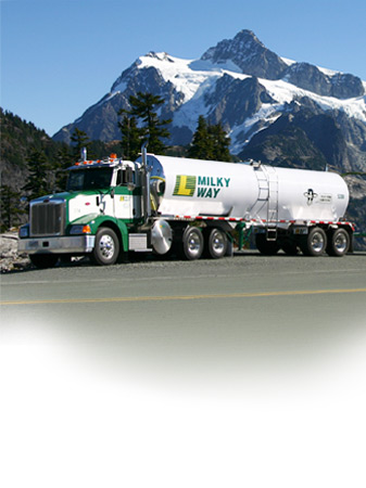Truck Driver Salary >> Lynden Milky Way | Truckers Review Jobs, Pay, Home Time, Equipment