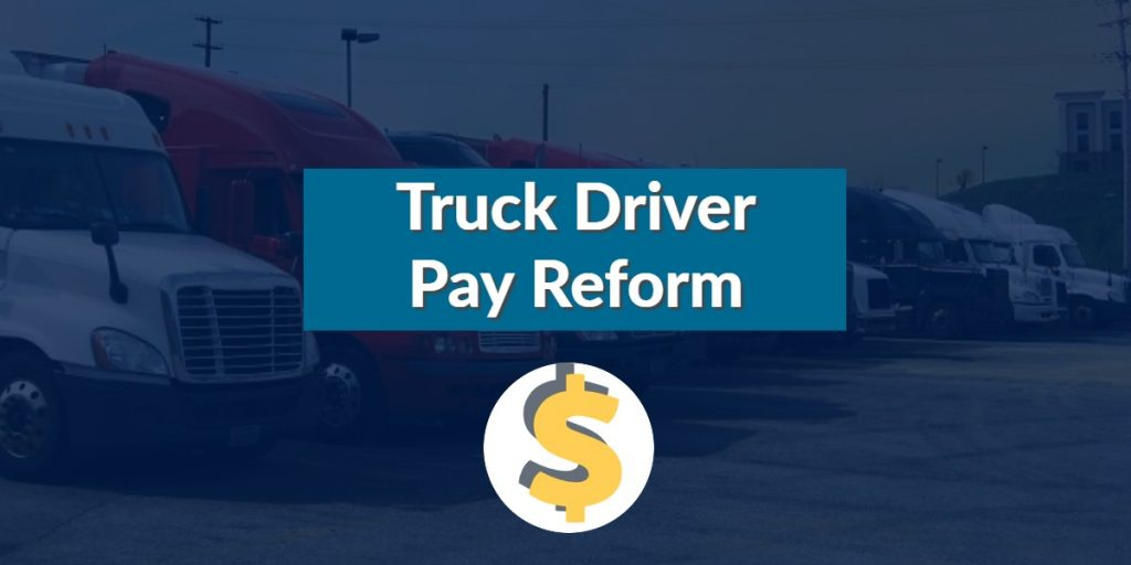 Truck Driver Pay Reform: PAM Court Ruling Could Be Huge