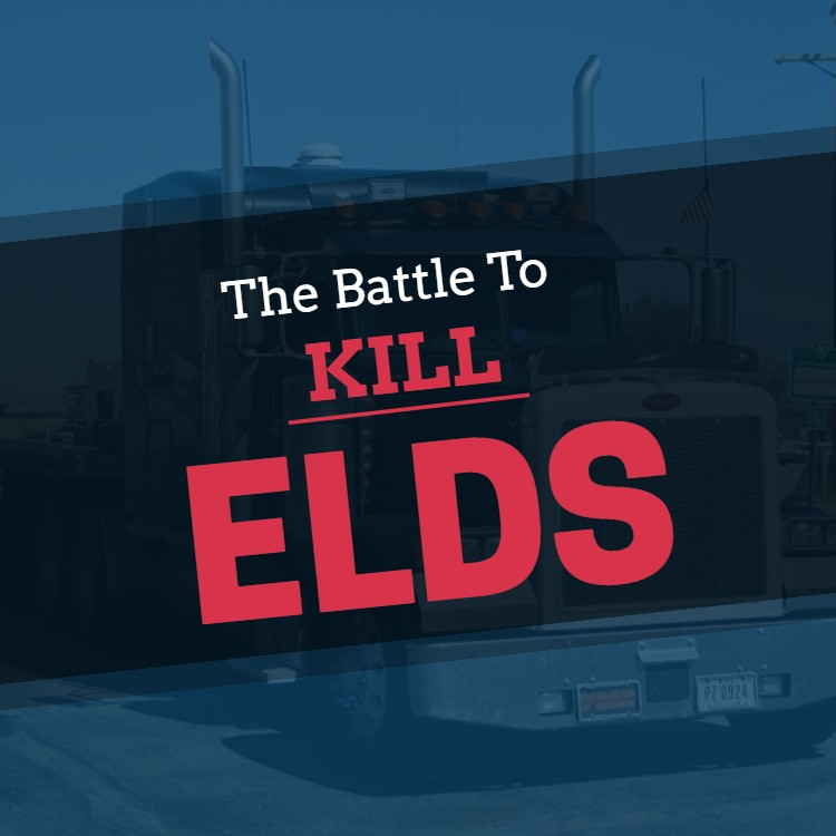 """ELD Exemption Denied, OOIDA """"Puzzled And Disappointed"""""""