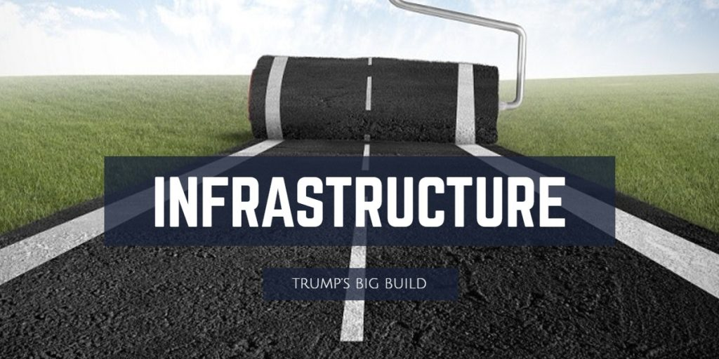 White House: Infrastructure Bill Won't Come This Year