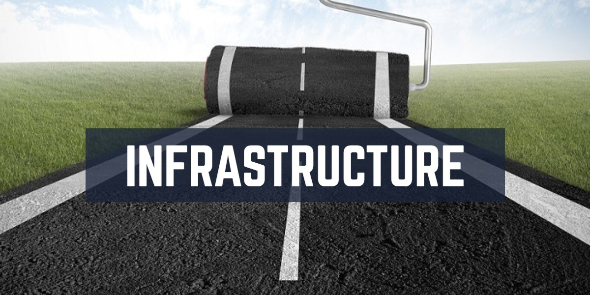 infrastructure, trucking industry