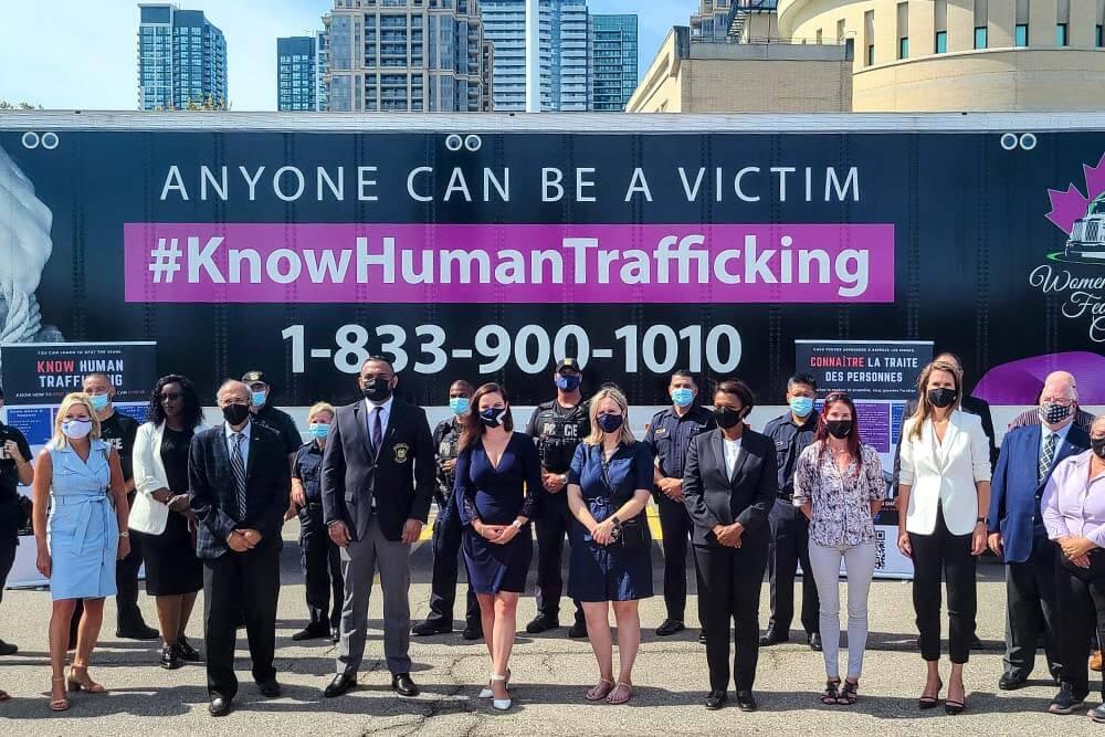Canada Truck Drivers Urged To Undergo Human Trafficking Awareness Training
