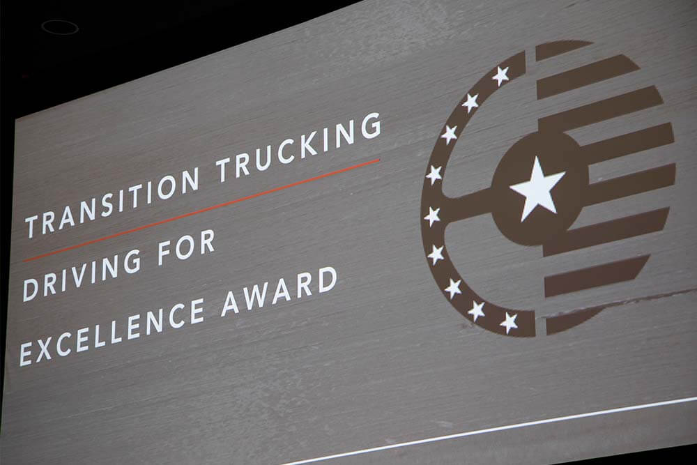 10 Military Vets in Running for Rookie Truck Driver Award Backed by Kenworth