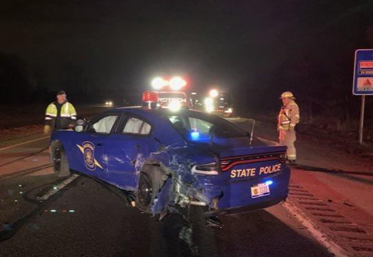 """""""Autonomous"""" Car Crashes Into Stationary Police Cruiser, Feds To Investigate"""