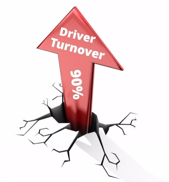 """Driver Turnover Spikes, Cries Of """"Driver Shortage"""" Increase"""