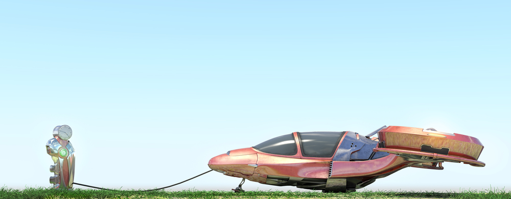 Japan To Set Out Rules For Self-FLYING Cars