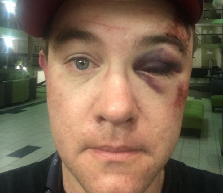 Trucker Attacked By Security Guards Beats Assault Charge, Keeps Fighting Back