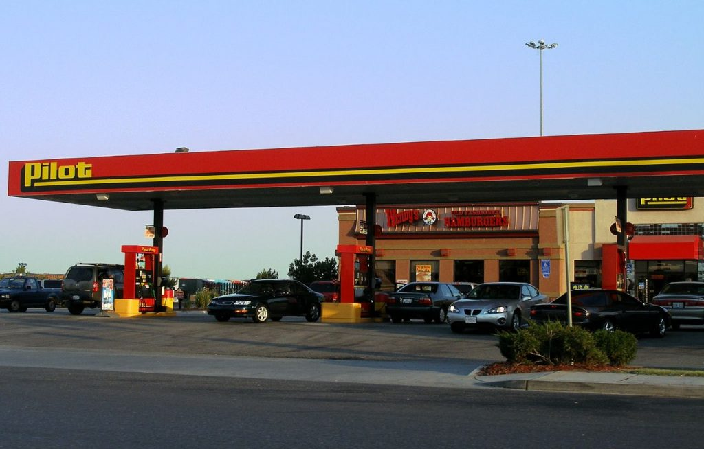 Pipe Bomb Found In Pilot Flying J Trash Can