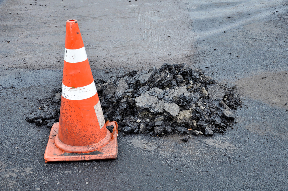 This Highway Has So Many Potholes That They're Lowering The Speed Limit