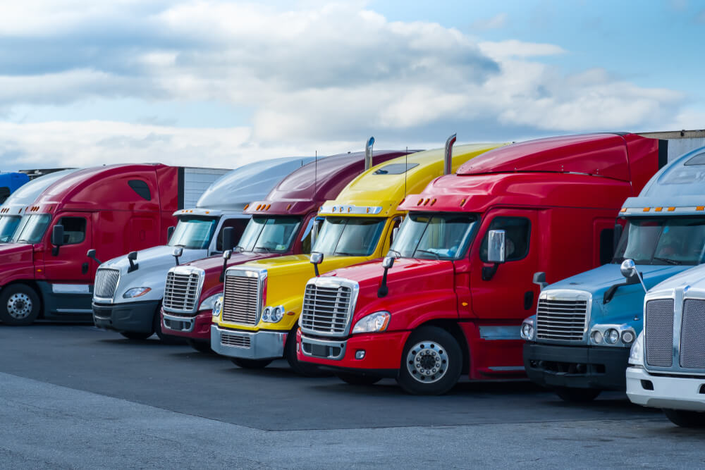 A Bill That Proposes to Repeal the FET Could Aid the Industry in Purchasing New Trucks.