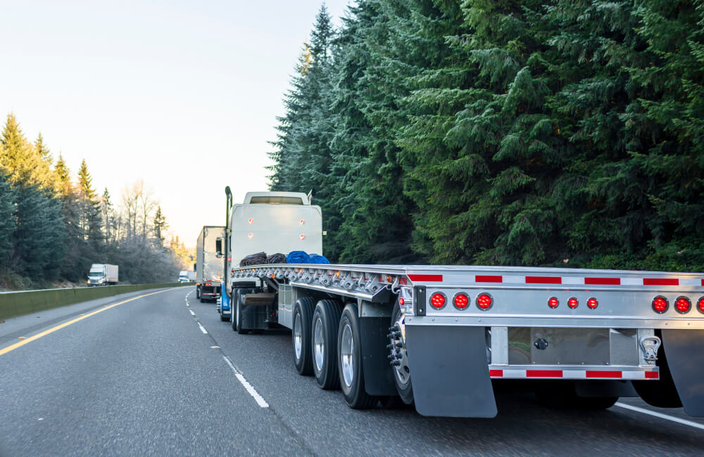 Truck Mileage And Diesel Taxes Hurt Low-Income Families the Most