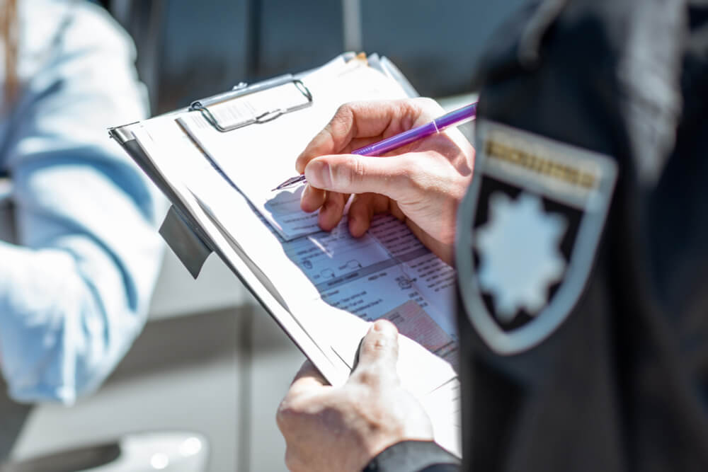 Truckers Targeted During CVSA Operation Safe Driver Week Get Fewer Tickets Than Car Drivers