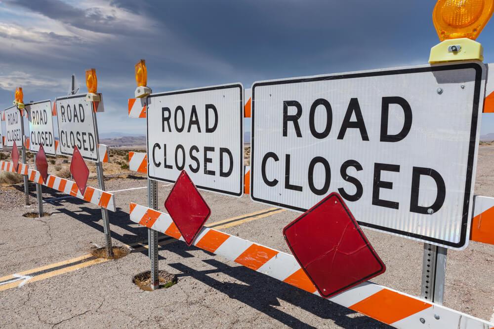 Arizona Infrastructure Project Hands Truckers 224-Mile Detour