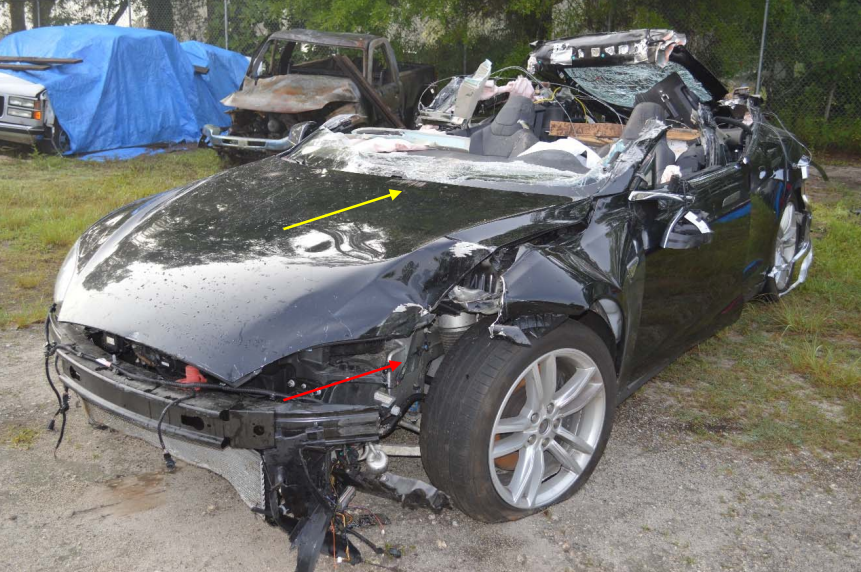 NTSB: Trucker At Fault In First Ever Fatal Autonomous Car Crash