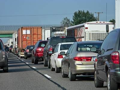 Bet You Can't Guess How Much Traffic Costs Trucking Per Year