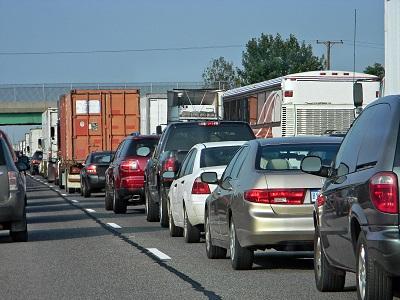Traffic Costs Trucking $74.5 BILLION Each Year