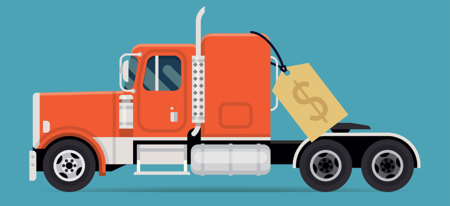 How I bought a commercial truck with bad credit & no dealerships