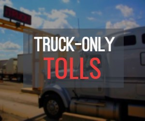 10 More Truck-Only Toll Locations Approved