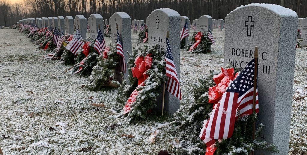 "Trucking Helps Wreaths Across America ""Remember. Honor. Teach."""